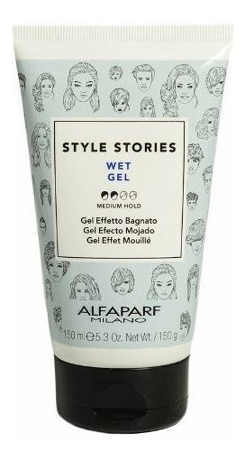 Alfaparf Style Stories Wet Gel Efecto Mojado Pelo X 150 Ml