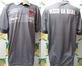 Camisa Futebol Vasco Comissão Técnica Penalty Caixa 2014
