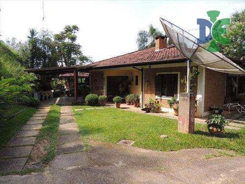 Chácara Com 5 Dormitórios À Venda, 65340 M² Por R$ 1.500.000,00 - Freitas - São José Dos Campos/sp - Ch0058