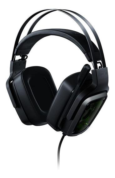 Fone de ouvido gamer Razer Tiamat 7.1 V2 preto