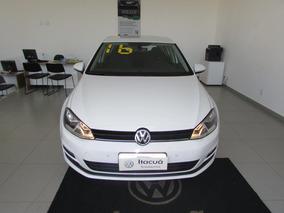 Volkswagen Golf 1.6 Msi Comfortline Flex 4p Automática
