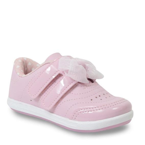 Tênis Casual Infantil Kidy Colors Rosa 907760008