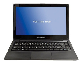 Notebook Positivo Bgh Intel Core I3 4gb 500gb Hdmi Outlet !!
