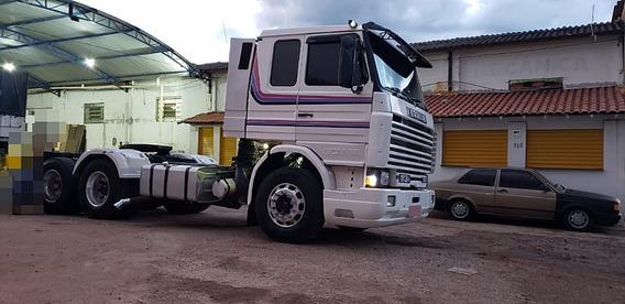 Scania R113 H 6x2 360 1993/1994, Rodas De Alumio, Top