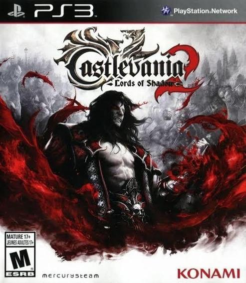 Castlevania Lords Of Shadow 2 Ps3 - Legendas Português Br