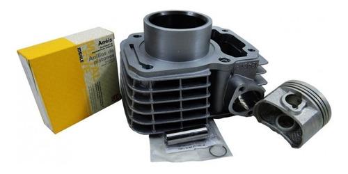 Kit Cilindro Motor Cg 125 Titan/fan 2009 Até 2015 Metal Leve