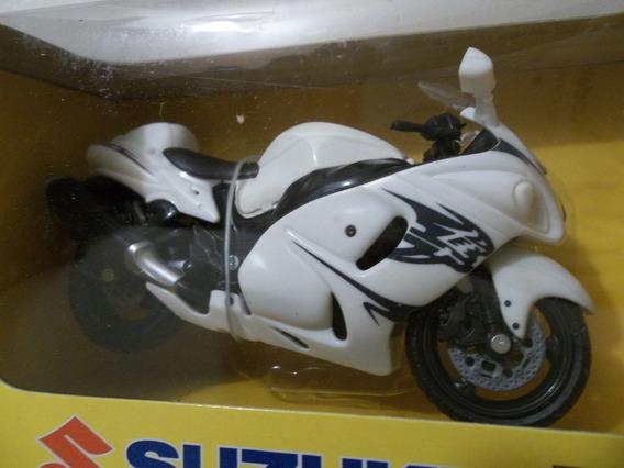 Moto Suzuki Gsx-1300r Escala 1:18 Newray 1/18