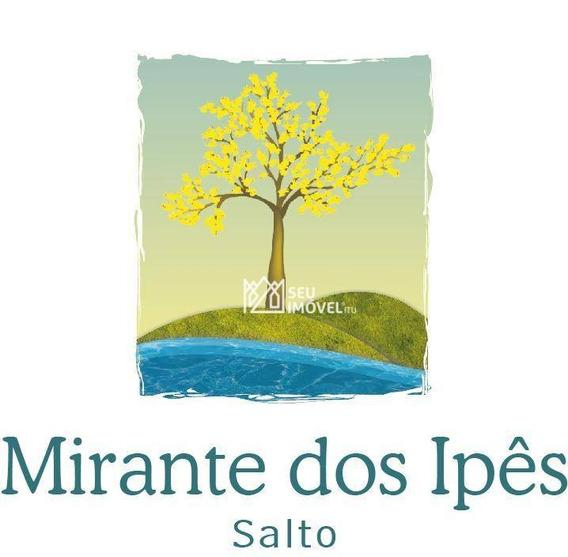 Terreno Residencial À Venda, Condomínio Mirante Dos Ipês, Salto - Te0225. - Te0225