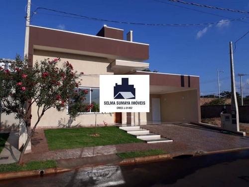 Imagem 1 de 15 de Casa À Venda No Bairro Residencial Figueira Ii - São José Do Rio Preto/sp - 2020638