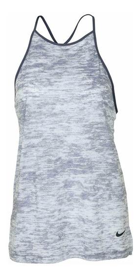 Camiseta Nike Breathe Tank Loose Dri Dama Med Aq4473 Correr