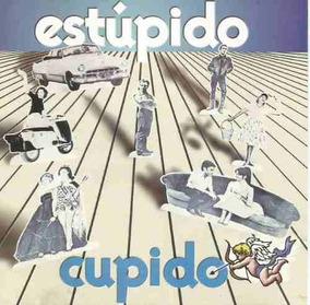 Cd Original Novela Estúpido Cupido