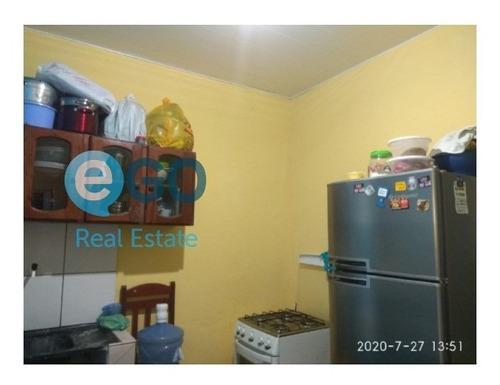 Bianor Teixeira Lima Casa Com 70m², 2/4 Sendo 1 Suíte. Localizado No Bairro Coqueiro, Ananindeua, Pa - Cas_108