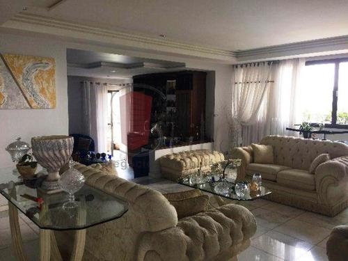 Imagem 1 de 15 de Apartamento - Parque Da Mooca - Ref: 4155 - V-4155