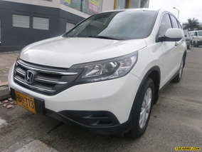 Honda Cr-v Cr V 2wd Lx At
