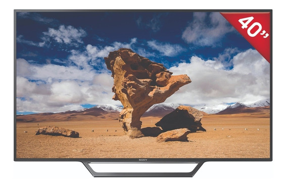 Televisor 40 Sony Kdl-40w655d Smart Tv Hd
