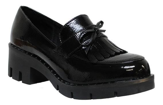 Zapatos Bostonianos Claudio Rocco Dama Wi-4602