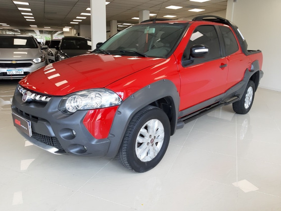Fiat Strada Adventure Con Locker ((gl Motors))