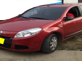 Sandero Expression, Moto 1.6, Color Rojo, Unico Dueño