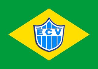 Bandeira Do Viana - Maranhão + Bandeira Do Brasil