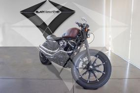 Motocicleta Harley Davidson 750