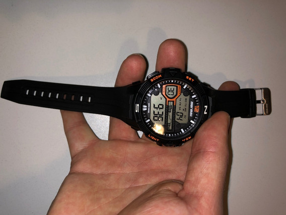 Relógio Mormaii Mo5000 - Novo Nunca Usado, Sem Marcas, Zero
