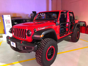 Jeep Rubicon Jl Modificación Avanzada 2019