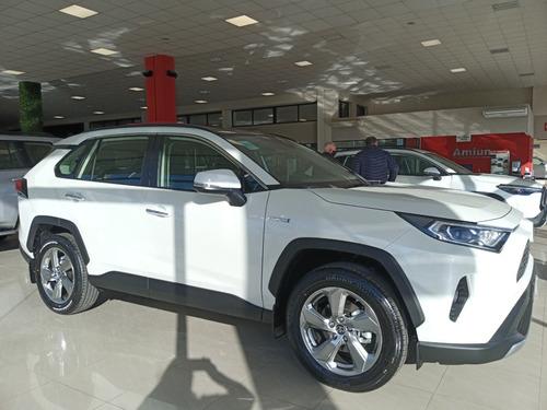 Imagen 1 de 10 de Toyota Rav 4 Hv 2,5 Awd Limited Cvt 4x4 2021 0 Km