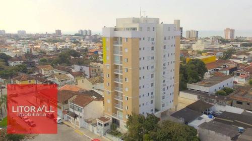 Imagem 1 de 30 de Apartamento Com 3 Dormitórios À Venda, 120 M² Por R$ 690.000,00 - Vila São Paulo - Itanhaém/sp - Ap0181