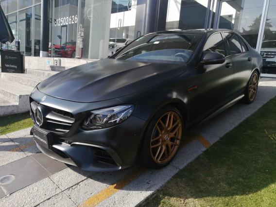 Mercedes-benz Clase E E63 S Edition 1 Amg