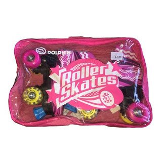 Patines Rollers Skaters Dolphin