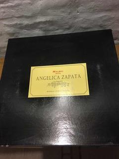 Angelica Zapata Malbec Alta 2012 Caja X4