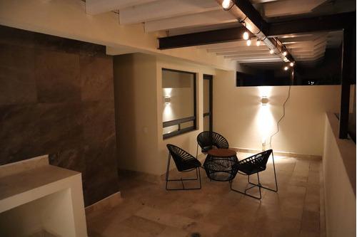 Imagen 1 de 12 de Departamento Con Acabados De Lujo En Fontana, Santa Fe, 66033