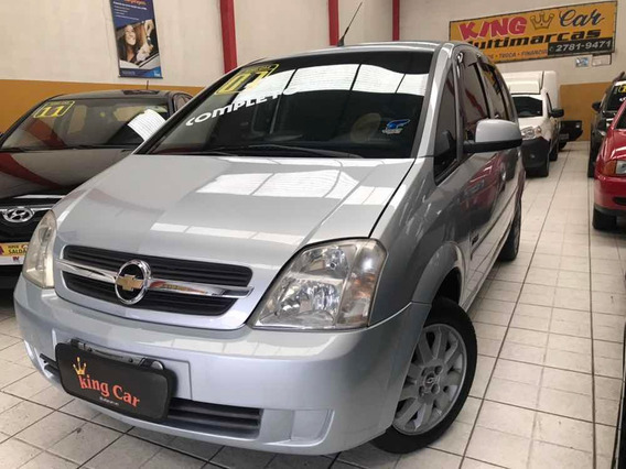 Chevrolet Meriva 1.8 Maxx Flex 2007 Kingcar Multimarcas