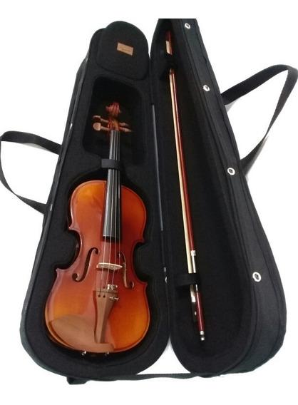 Estuche O Case Rigido Duro Viajero Para Violin