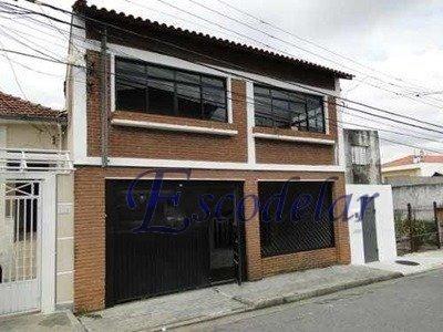 Casa Residencial À Venda, Vila Gustavo, São Paulo - Ca0053. - Ca0053