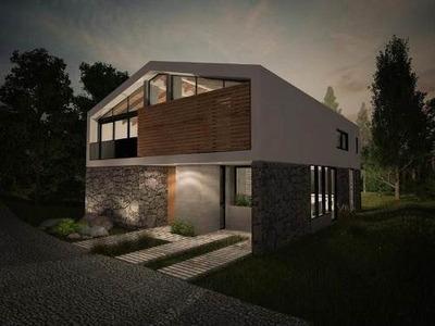 Hermosa Casa En Venta Con Proyecto Arquitectónico Único