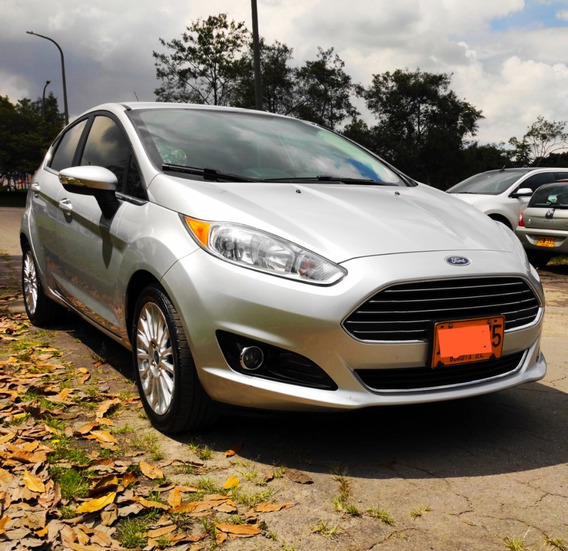 Ford Fiesta Titanium Hb 2016 Manual