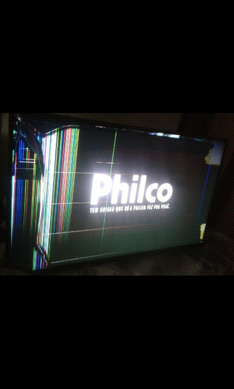Smart Tv Philco 55 (display Avariado)
