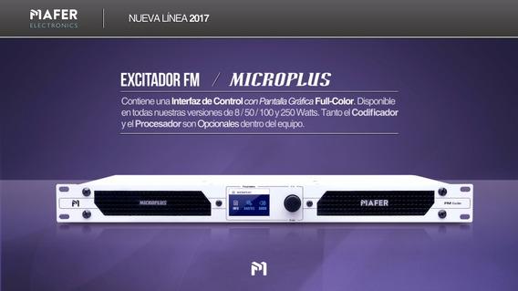 Transmisor Fm Microplus 250w Mono