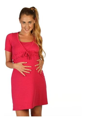 Camison Maternal De Amamantar Futura Mama   Hot Sale