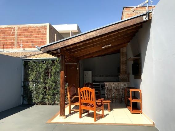 Residencial Carandá - Presidente Prudente Casa A Venda - Ca00015 - 34257199