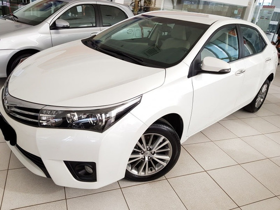 Toyota Corolla 2.0 Altis 16v Flex 4p Aut 2017 Cod 0011
