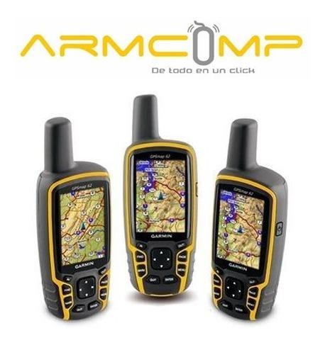 Gps Garmin Gpsmap 62 Rugged High Performance Reemplaza 60csx