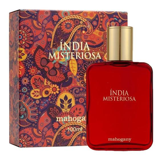 Fragrância Índia Misteriosa - 100ml - Mahogany