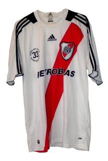 Camisa River Plate 2008 A Alegria Não Tem Fim 33