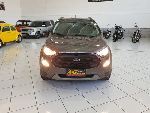 Ford Ecosport Freestyle Automatico 19/2020 Apernas 9.700kms