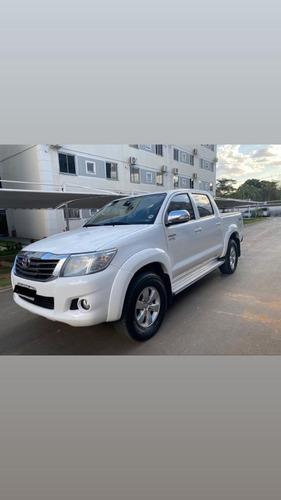 Toyota Hilux Cd Srv 4x4 Flex Aut