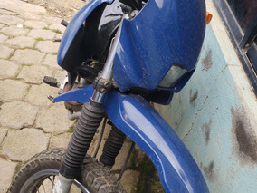 Honda 125 Broos