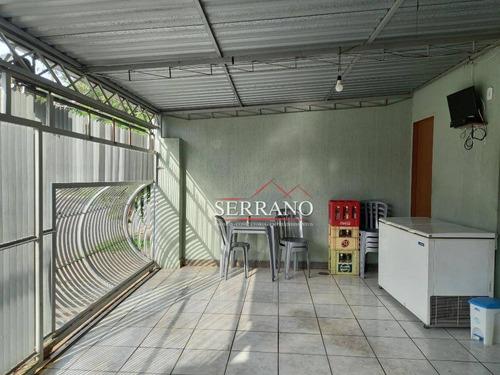 Casa À Venda, 141 M² Por R$ 390.000,00 - Jardim São Thomé - Vinhedo/sp - Ca0800