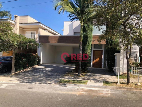 Lindo Sobrado Com 3 Dormitórios À Venda, 247 M² Por R$ 1.100.000 - Condomínio Vila Dos Inglezes - Sorocaba/sp - So0328